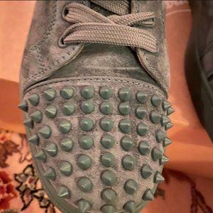 Christian Louboutin Shoes - Christian Louboutin spike low top